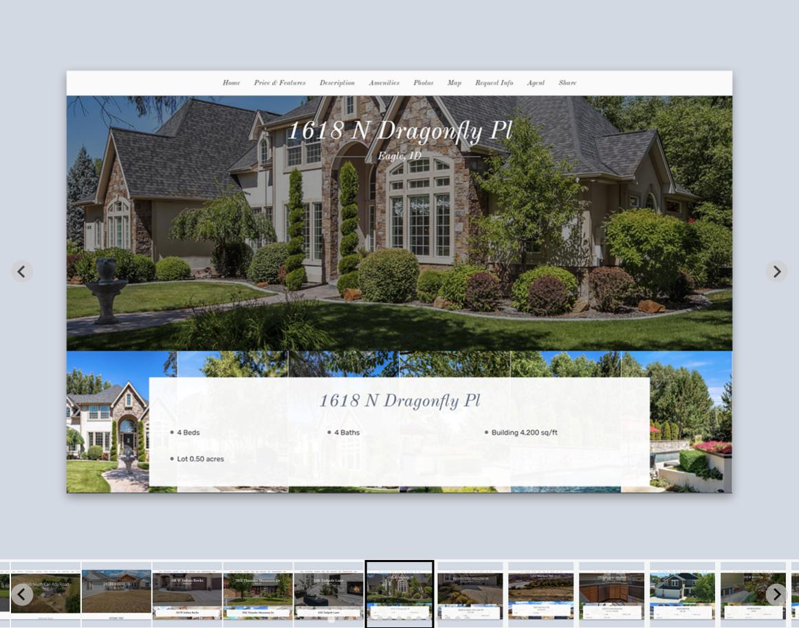 professional listing photo